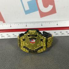 WWE Mattel Elite WCW US United States Championship Title Belt Figure Accessory