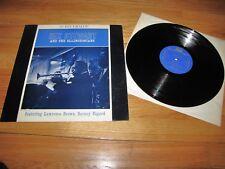 REX STEWART AND THE ELLINGTONIANS - RIVERSIDE RECORDS LP RLP 144