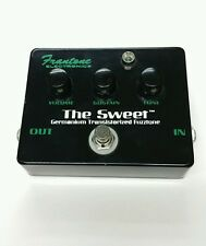 Frantone The Sweet Fuzztone Germanium fuzz pedal