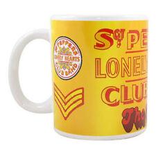 The Beatles - Sgt Pepper's Logo Ceramica Caffè / Tazza Del Tè - & Ufficiale