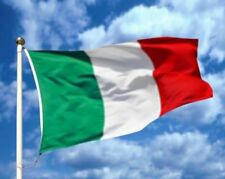 "Giant Italy Italian Italia Flag Bandiera 35"" x 60"" 89cm x 155cm - New In Pack"