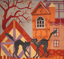 """Nice Quality Unique Heavyweight Tapestry Cushion Cover Cat's Life - Autumn17x17"""""""