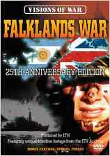 Visions of War: Falklands War 25th Anniversary- NEW DVD