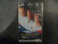 K7 - VHS - DES HOMMES D'HONNEUR - Tom CRUISE - D. MOORE - 1992 - Français - PAL