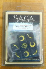 GB Saga: Age of Crusades: Muslim (8) Faction Dice-NEW