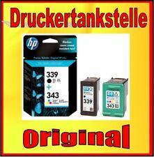 Original Cartouche HP 339 343 Deskjet 5740 5745 5940 5950 6520 6940 6980 9800