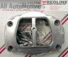 Toyota Air Filter Adapter (22R) for Weber Carburetor 32/36 DGEV or 38 DGAS