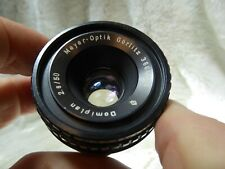 Meyer-Optic Gorlitz DOMIPLAN 2.8/50mm F2.8 M42 + DIGITAL Lens