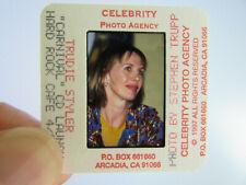 More details for original press photo slide negative - trudie styler - 1997 - b