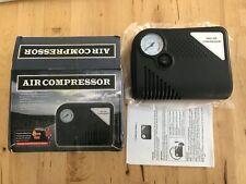 12V Portable Mini Air Compressor 150 PSI Auto Car Electric Tire Inflator Pump