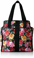 LeSportsac Women's Essential Large City Tote Bag - Romantics Black
