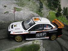 Solido Subaru Impreza WRC S7 '01 1:18 #5 Biesheuvel / Schillemans Sezoens 2013