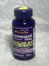 Resveratrol Youth Guard  100 mg  120 Softgels   Healthy Aging Support