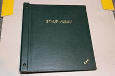 Stanley Gibbons SG Devon Album With 100 Leaves Fine