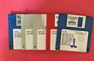 Used Okuma LU25 Floppy Set | OSP7000 Series | #4542