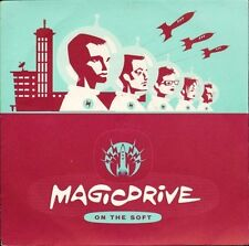 "MAGICDRIVE on the soft/the revenge of maczilla/ape shall not destroy ape 7"" PS"