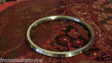 Sikh Classic Kara Kada Stainless Steel Bracelet Punjabi Sikhism Assorted Sizes