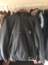 Carhartt Fleeced Grey Nimbus Pullover