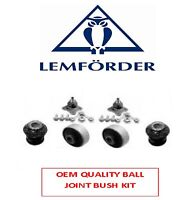 LEMFORDER - OEM Ball Joints & TT Wishbone Bushes For VW Mk4 Golf GTI & Bora