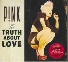 Pink 2 CD Deluxe Edition The Truth About Love incl: Try, Just Give Me A Reason