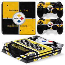 steelers Skin For  playstation PS4 PRO Pro Stickers & 2 Controllers Skin
