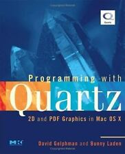 Programming with Quartz: 2D and PDF Graphics in Mac OS X (The Morgan Kaufmann