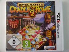 !!! NINTENDO 3ds gioco JEWEL Master Cradle Of Rome 2, usati ma ben!!!