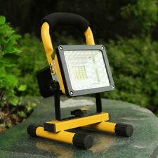 Rechargeable LED Flood light 30W Waterproof IP65 Spotlights Emergency Light BG