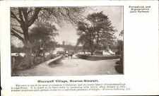 Portpatrick & Wigtownshire Railway Official 78. Minnigaff, Newton Stewart.
