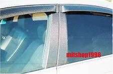 BMW E46 Carbon Door Pillar Panel Set 323 325 328 330