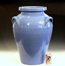 Huge Pickrull Zanesville Norwalk Pot Shop Urn Pottery Arts & Crafts Floor Vase
