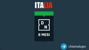 CALCIO ITALIA 6 MESI ( 3 PARTITE DI SERE A + TUTTA LA SERIE B )