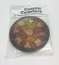 Looney Labs Cosmic Coasters Teleportation Combat Game Fun Family Party