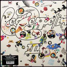 LED Zeppelin LED Zeppelin III Vinyl LP 180 Grams New and Sealed