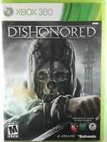 Dishonored XBOX 360 Action / Adventure (Video Game) - Complete