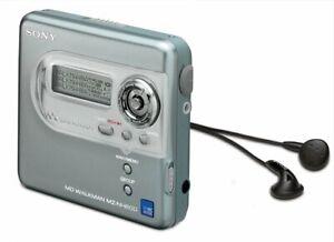 sony mz-nh600 Walkman