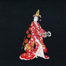 Furoshiki Japanese Wrapping Cloth Large Kobuki Performer Dojoji