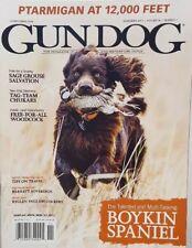 Gun Dog Nov 2017 The Talented and Multi Tasking Boykin Spaniel Free Shipping Cb