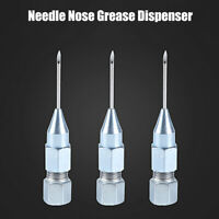 1PC Needle Nose Grease Gun Dispenser Nozzle Adaptor New