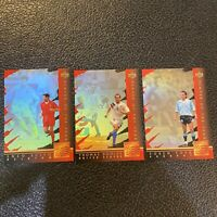1994 Upper Deck World Cup soccer Ruben Sosa Enzo scifo Player of the Year Lot