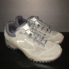 Scarpa Stratos Gore-Tex Low Cut Hiking Trail Shoes Size US Men 7.5 Women 8.5 $90