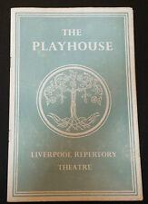 The Playhouse Liverpool: Julia Flaxman Valerie Hanson Ian Kane in THE INTRUDER