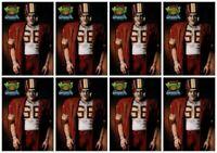 (8) 1993 Coca-Cola Monsters of the Gridiron Football #16 Joe Jacoby Lot
