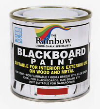 Rainbow Chalk *Red* Blackboard Chalkboard Paint 250ml Liquid Chalk Marker Pens
