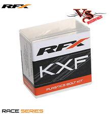 RFX Series Plastics Fastener Kit  KAWASAKI KX125 03-07 KX250 03-07