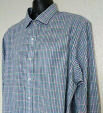 Polo Ralph Lauren Mens 2XL Shirt L/S Non Iron Colorful EUC
