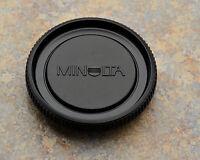 Genuine Minolta Camera Body Cap SR MC MD SRT XG XD (#2007)