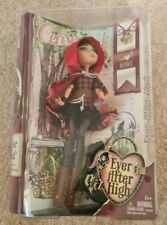 More details for ever after high cerise hood doll discontinued original box red riding hood, rare