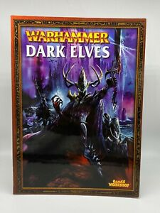 Warhammer - Dark Elves army book