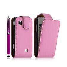 Cover Case Samsung Wave 575 S5750 Color Pink Pale